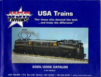 USA Trains Katalog (Catalogue) 2005-2006