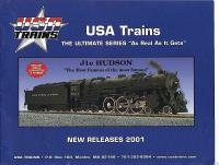 USA Trains Neuheiten (New Items) 2001