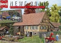 Busch Neuheiten (New Items) 2011