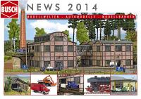 Busch Neuheiten (New Items) 2014