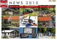 Busch Neuheiten (New Items) 2015