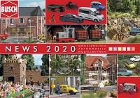 Busch Neuheiten (New Items) 2020