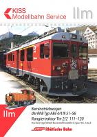 Kiss Modellbahn Service - Neuheiten (New Items) 2017