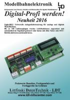 LDT - Littfinski Daten Technik Neuheiten (New Items) 2016
