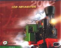 LGB Neuheiten (New Items) 2002