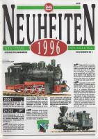LGB Neuheiten (New Items) 1996