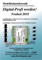 LDT - Littfinski Daten Technik Neuheiten (New Items) 2018 (Deutsch/German)