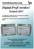 LDT - Littfinski Daten Technik Neuheiten (New Items) 2017