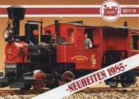 LGB Neuheiten (New Items) 1985