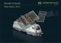 Uhlenbrock Neuheiten (New Items) 2011 (English)