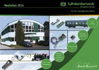 Uhlenbrock Neuheiten (New Items) 2014 (Deutsch/German)