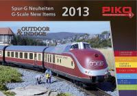 Piko Neuheiten (New Items) 2013 -mit Auslieferungsterminen (with shipment dates)