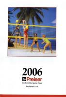 Preiser Neuheiten (New Items) 2006