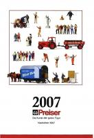 Preiser Neuheiten (New Items) 2007