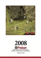 Preiser Neuheiten (New Items) 2008