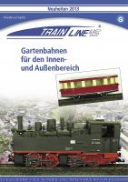 Train Line Neuheiten (New Items) 2013