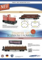 Train Line Neuheiten (New Items) 2012