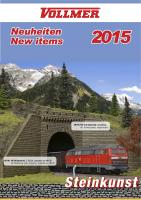 Vollmer Neuheiten (New Items) 2015