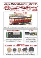 Dietz Neuheiten (New Items) 2008