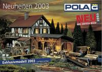 Pola Neuheiten (New Items) 2003