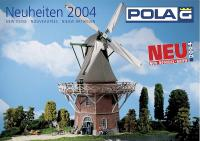Pola Neuheiten (New Items) 2004