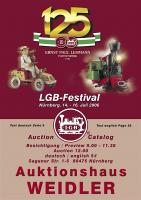 LGB Auktions-Katalog 2006 (Auction Catalogue 2006)