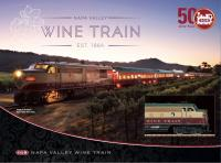 NAPA Wine Train Brochure
