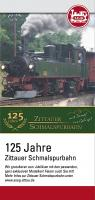 125 Jahre Zittauer Schmalspurbahn (125th Anniversary of the Zittauer Narrow Gauge Railway)