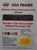 USA Trains Heavyweights