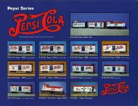 USA Trains Pepsi Serie (Pepsi Series)