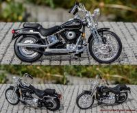 Harley Davidson - 2001 FXSTS Springer Softtail