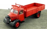 Bedford - LKW Pritsche, Bausatz (Drop-side truck, plasic kit)