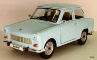 Trabant (East German Automobile) 601 hellblau/light blue