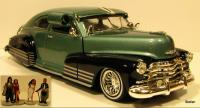 1947 Chevy Aerosedan Fleetline