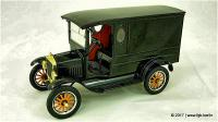 1925 Ford Model T - Paddy Wagon