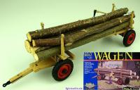 Langholz Wagen (Timber wagon)