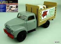 Opel Viehtransporter (Truck for livestock)
