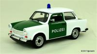 Trabant 601 - Polizei (by Welly)