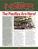 Aristocraft Insider - 2011, Iss. 2 (July/August)