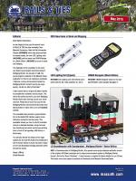 Massoth Newsletter - 2015-05 May (English) - Rails & Ties