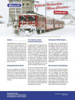 Massoth Newsletter - 2011-12 Dezember (Deutsch)