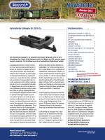 Massoth Newsletter - 2012-10 Oktober (Deutsch)