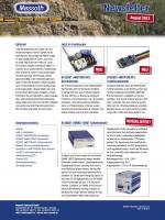 Massoth Newsletter - 2013-08 August (Deutsch)