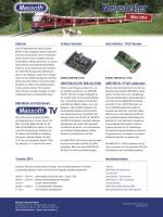 Massoth Newsletter - 2014-03 März (Deutsch)