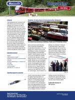 Massoth Newsletter - 2014-06 Juni (Deutsch)