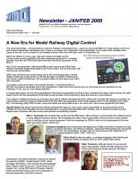 Zimo Newsletter - 2009-02 January/February (English)