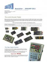 Zimo Newsletter - 2011-01 January (English)