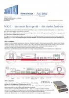 Zimo Newsletter - 2011-07 Juli (Deutsch)