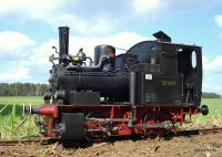 DR Dampflok (Steam locomotive) 98 6004