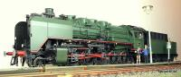 NMBS Dampflok (Steam locomotive)